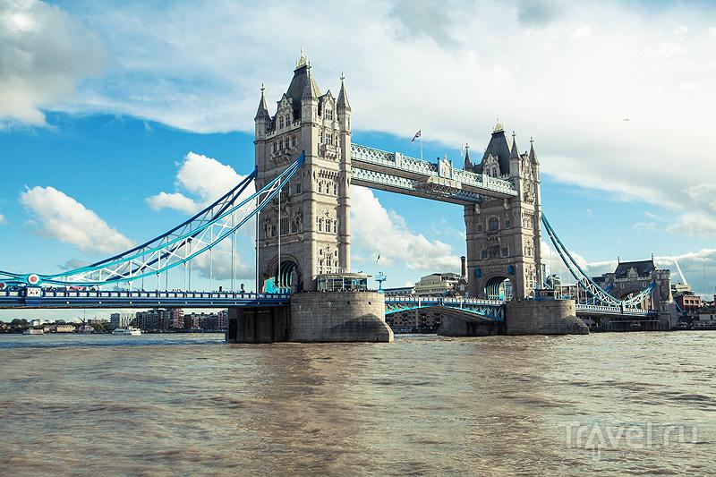 Бегом по Лондону / Фото из Великобритании