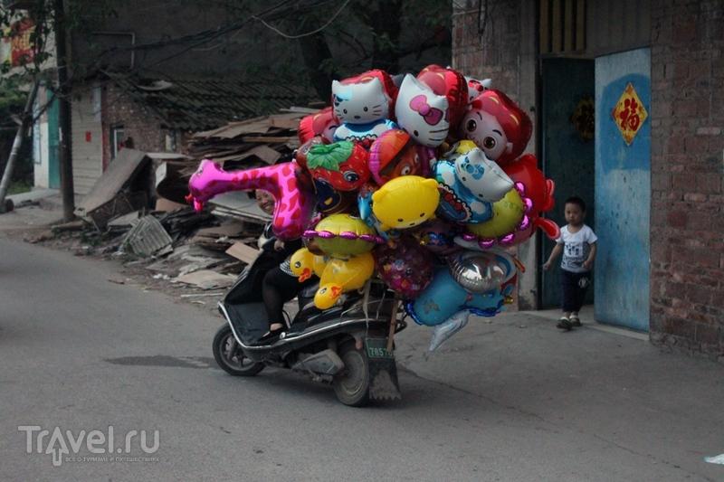 Китай: Гуйлинь / Китай