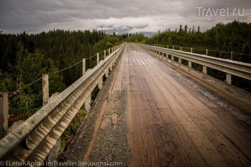 В одиночку по Аляске. Назад в прошлое / Фото из США