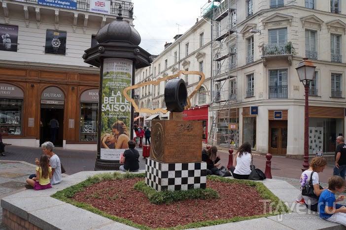 По улицам Ле-Мана / Франция