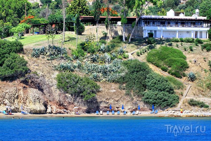 Голубая Лагуна на полуострове Акамас / Фото с Кипра