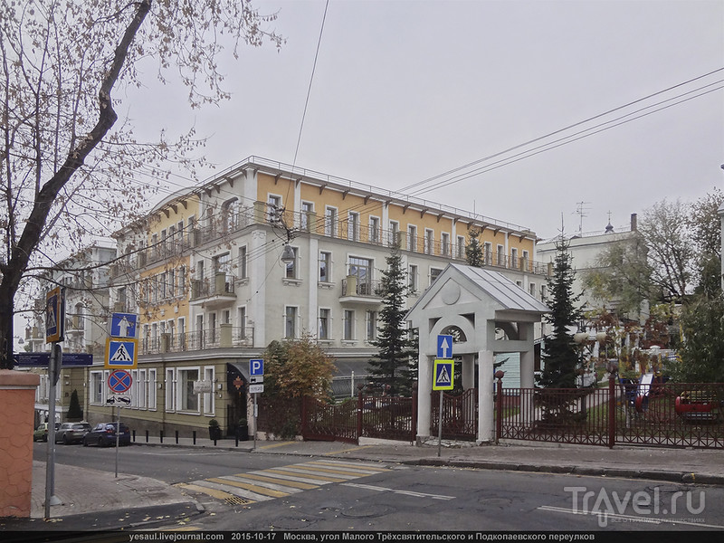 Прогулка вокруг Хитровки / Россия