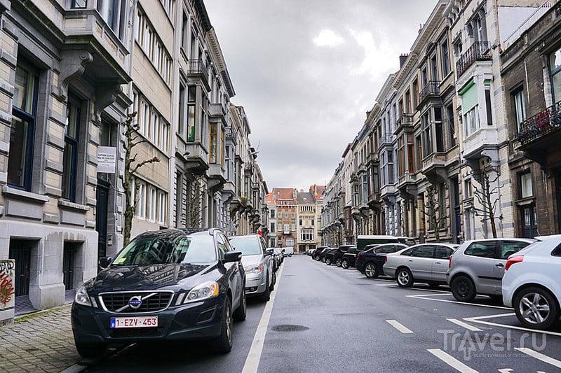 Модерн в Брюсселе / Фото из Бельгии