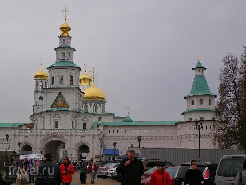 Богоугодный уикенд. Новый Иерусалим / Россия