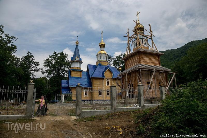 Высокогорное село Псху / Абхазия