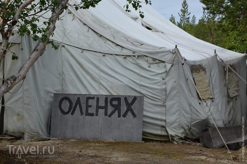 Заполярное путешествие. Ловозеро и Саамская деревня / Россия