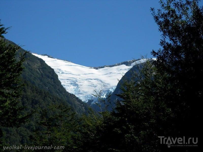 Чили - сбыча мечт! Карретера Аустраль. Пуэрто Сиснес - чудо-деревушка в стороне от Карретеры / Фото из Чили