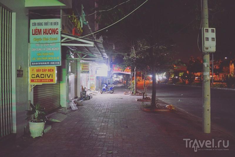 Ночной Вунгтау / Вьетнам