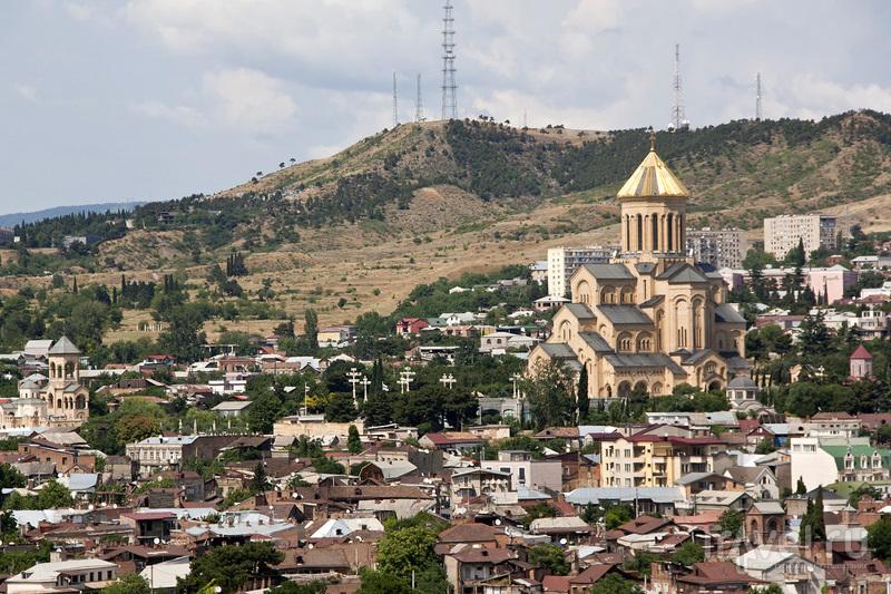 День в Тбилиси / Фото из Грузии