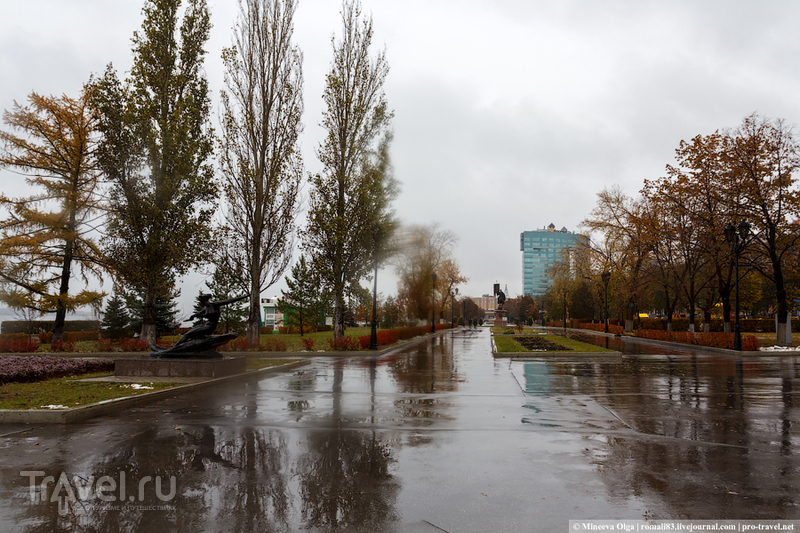 Самарская набережная / Фото из России