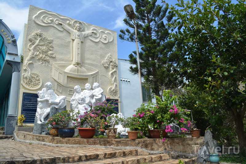 Статуя Иисуса Христа, Вунгтау... Вьетнам / Вьетнам