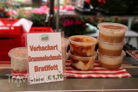Штирийский деликатес. Хорош со шкварками / Австрия