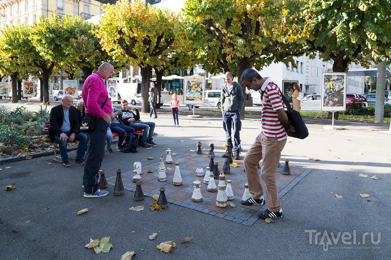 Лугано. Где, как и почем живут луганцы / Фото из Швейцарии