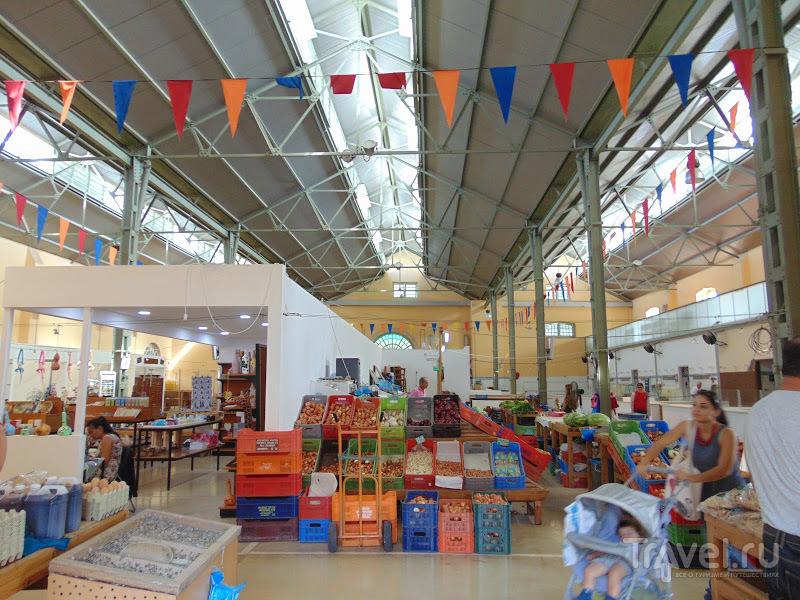Муниципальный рынок Лимассола. Короткая экскурсия внутри и немного снаружи / Кипр