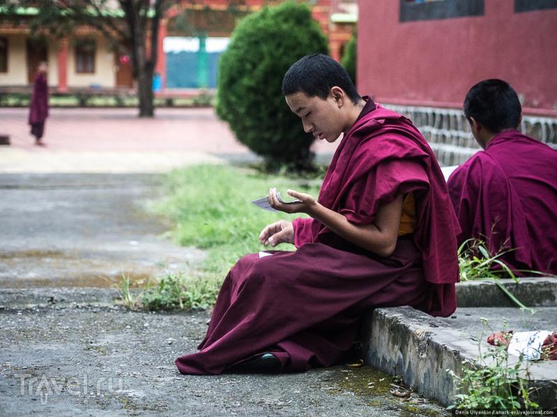 """Индия. """"Неизвестные Гималаи"""". Монастырь / Индия"""