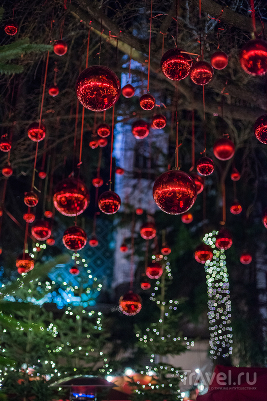 Предрождественский Больцано. Северная Италия / Фото из Италии