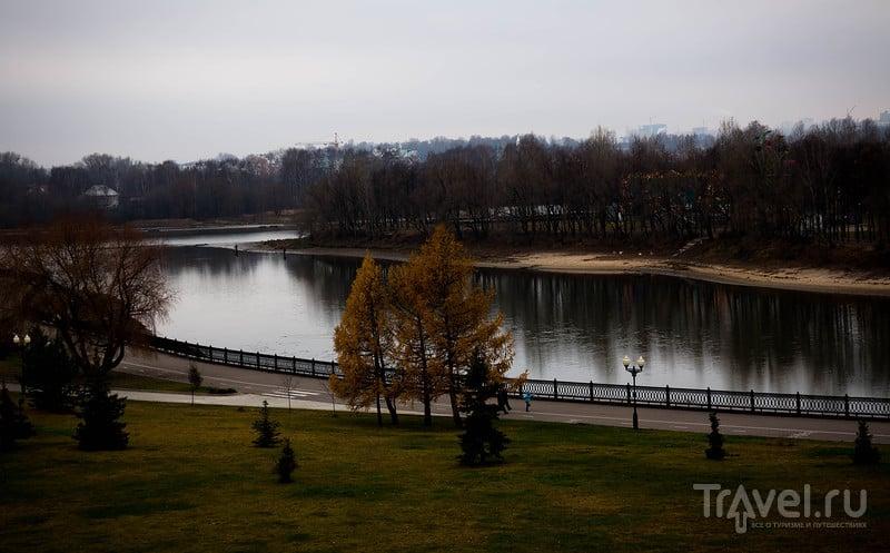 Ярославль в ноябре / Россия