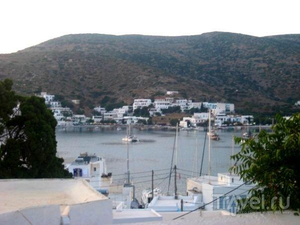 Греческие острова - Китнос, Серифос и Аморгос / Греция