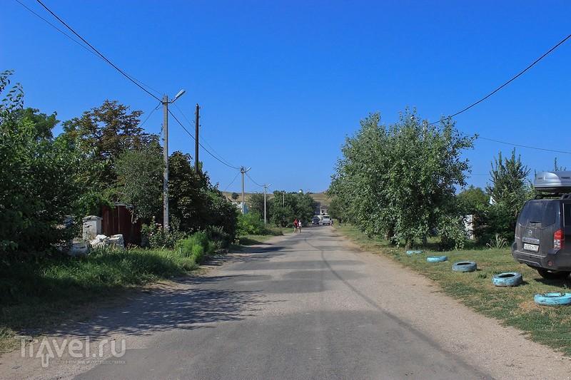 Эльтиген-Героевское. Отдых под Керчью / Россия
