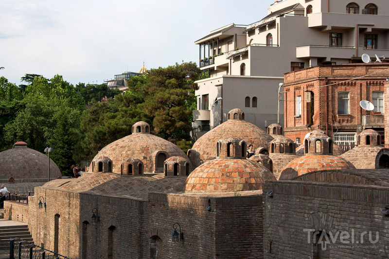 Грузия. Тбилиси. Абанотубани / Фото из Грузии