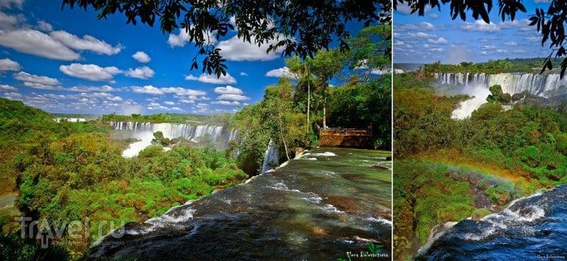 Аргентина. Водопады Игуасу / Фото из Аргентины