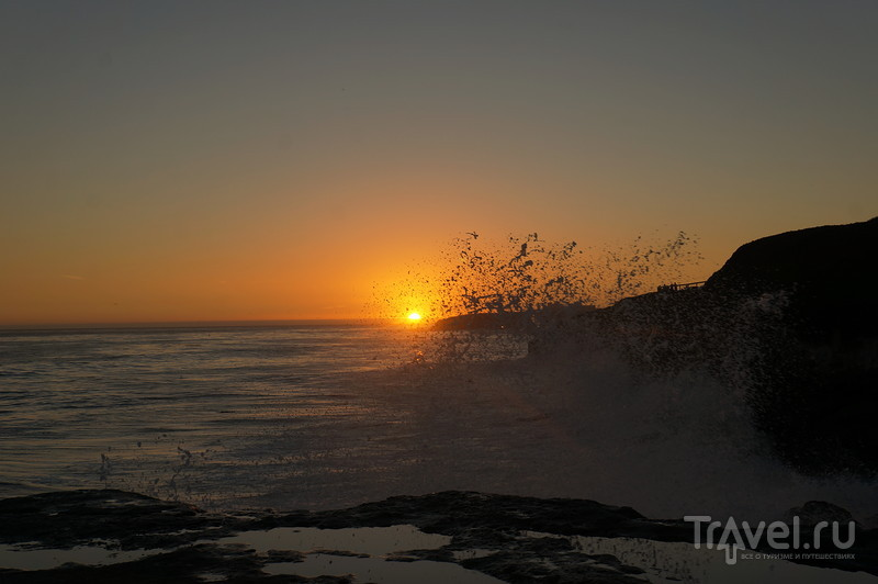 Санта Круз, Калифорния / Фото из США
