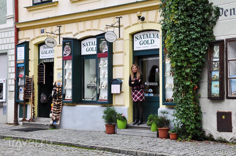 Город-сказка - Чешский Крумлов / Фото из Чехии