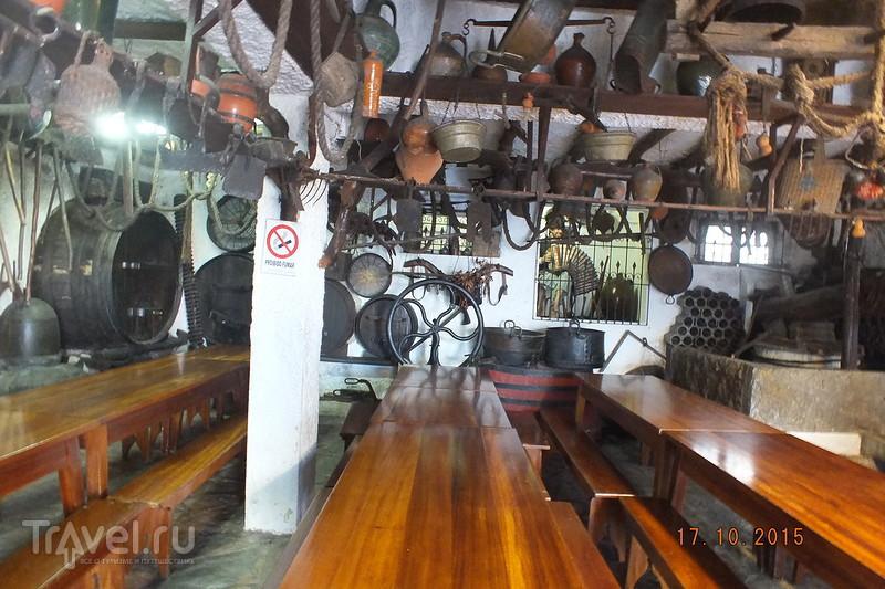 "Португалия. Ресторан ""O Caneira"". Деревня Жозе Франко / Португалия"