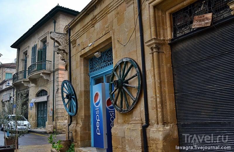 Никосия - самая пугающая, неординарная, но от этого не менее интересная столица в мире / Фото с Кипра
