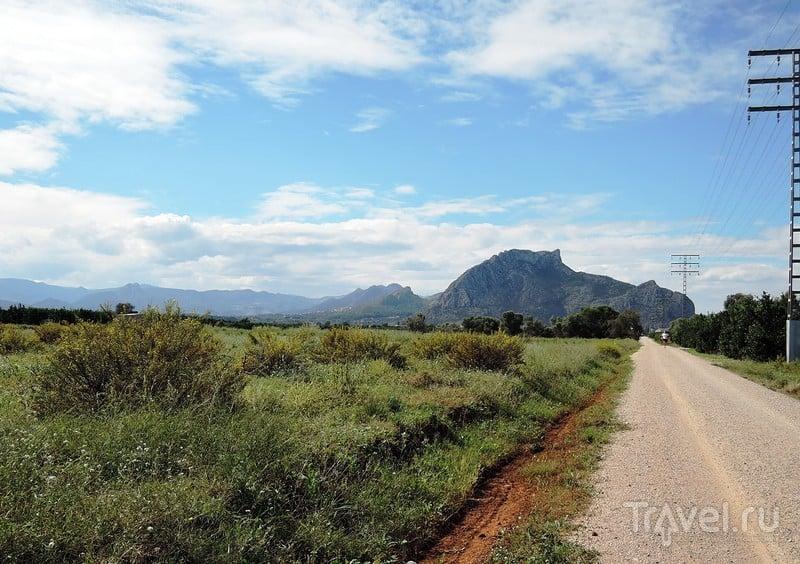 Виа верде в Дении / Фото из Испании