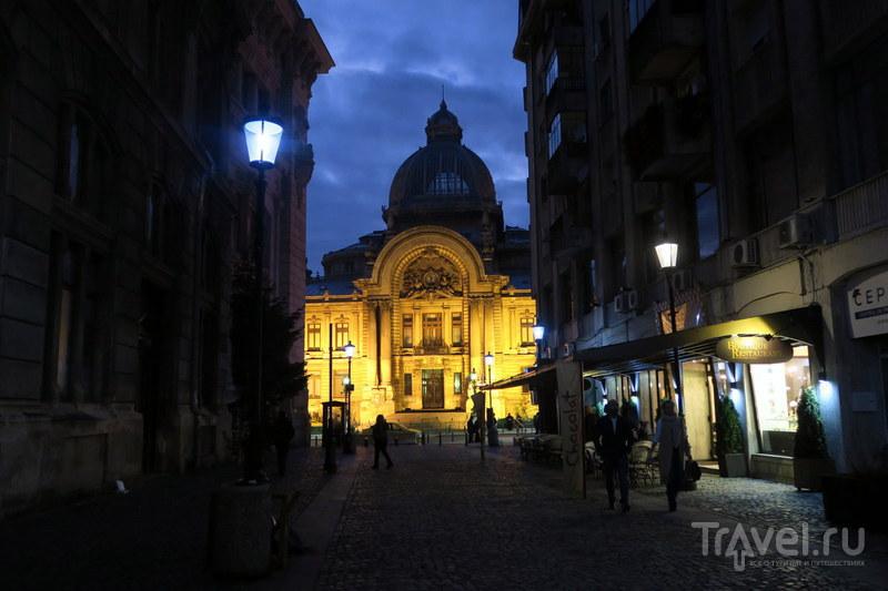 Некрасивый Бухарест с красивой историей / Румыния