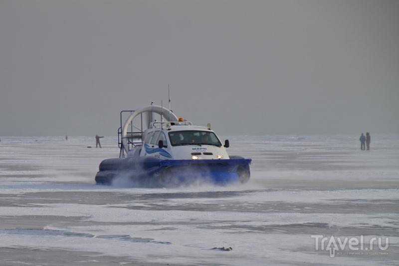 Зимняя поездка на Байкал / Фото из России