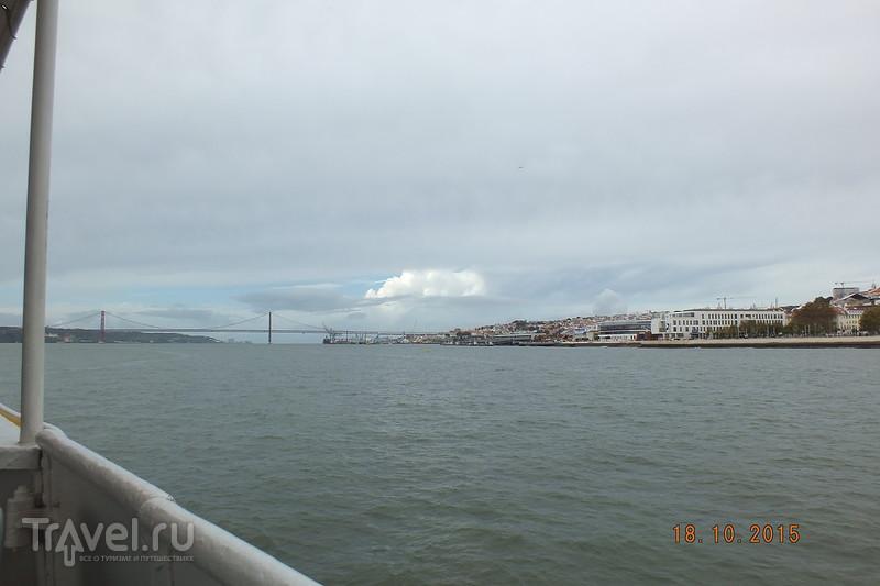 Лиссабон. Желтый кораблик / Португалия
