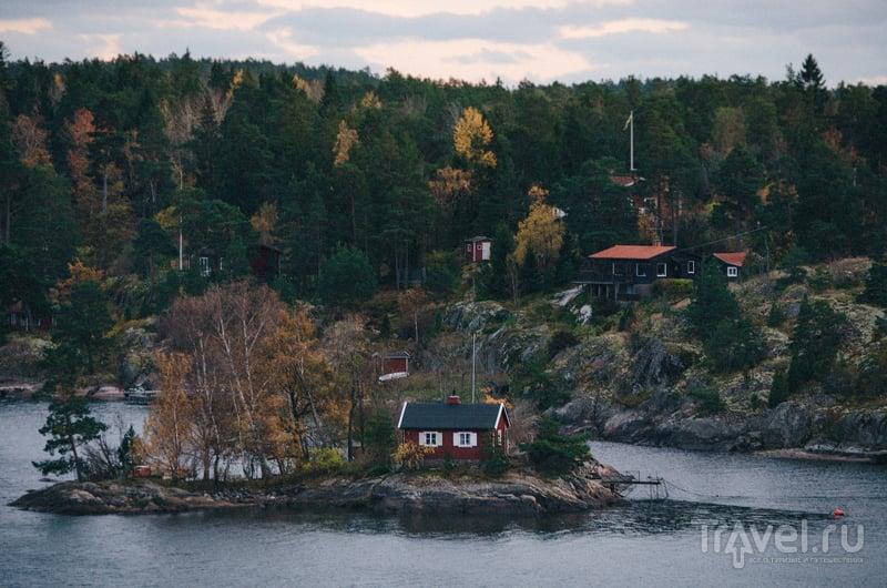 Стокгольм, который не увидишь из окна автобуса / Фото из Швеции