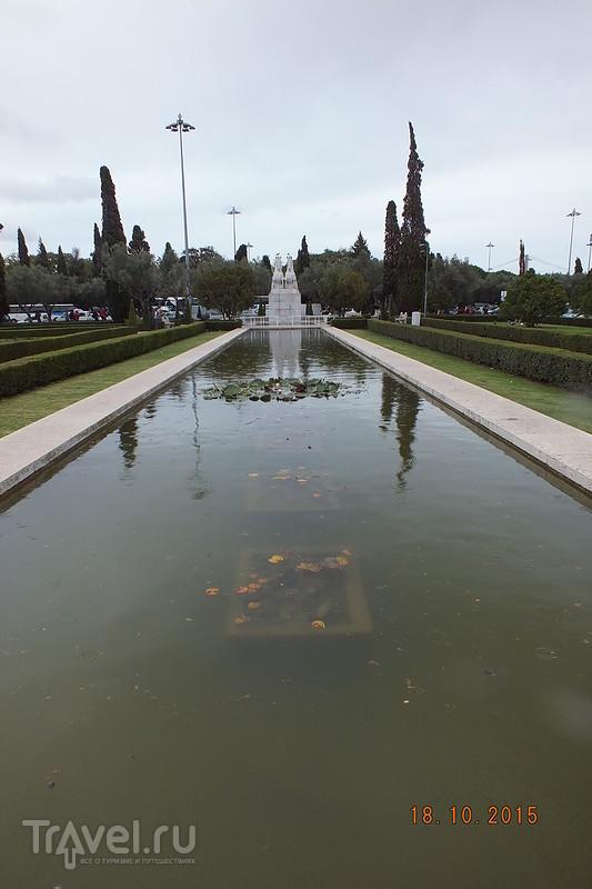 Португалия. Лиссабон. По пути к музею карет / Португалия
