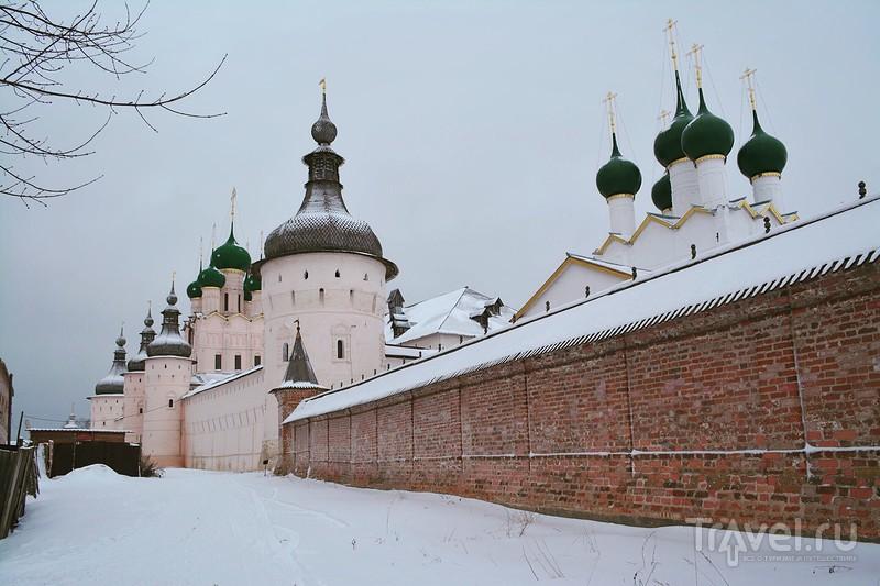 Ростов Великий: Кремль или Митрополичий двор / Россия