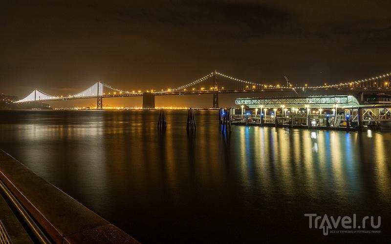 Ночной Сан-Франциско / США