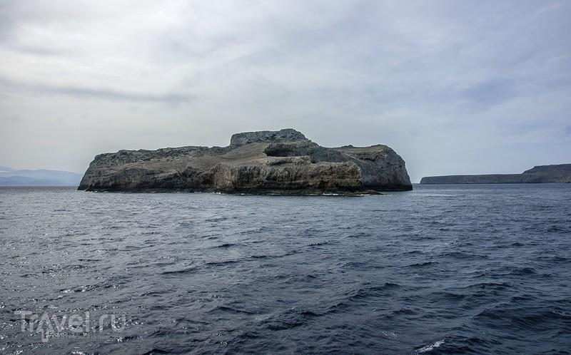 Там где царствовал Эол / Греция