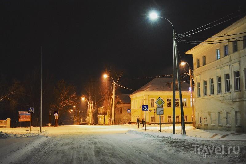 Ночной Ростов и купеческий город / Россия