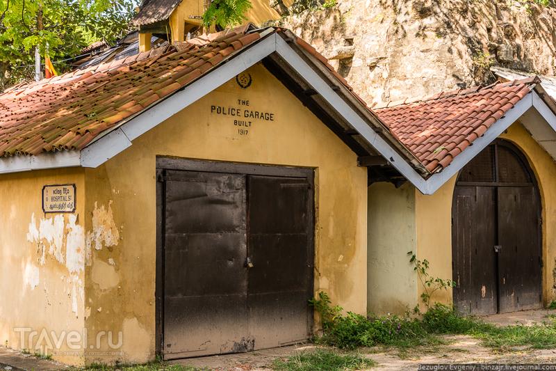 Шри-Ланка 2015. Форт Галле / Фото со Шри-Ланки