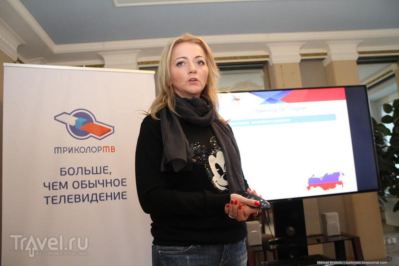 Главные по тарелочкам / Россия