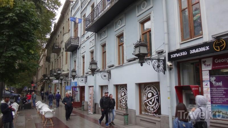 Поездка Владикавказ - Тбилиси по военно-грузинской дороге / Россия