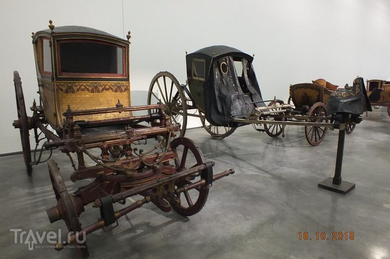 Португалия. Лиссабон. Музей карет / Португалия