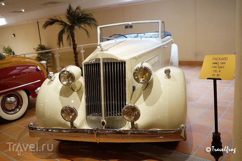 Автомобильный музей Монако / Фото из Монако