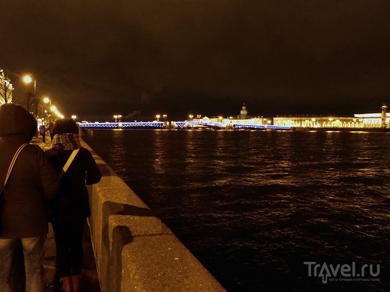 Ноябрьские мосты / Фото из России