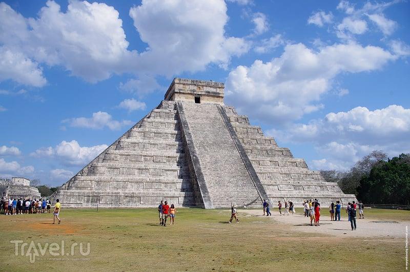 Путешествие по Мексике. Мерида. Чичен-Ица, Канкун, Шкарет, Тулум / Фото из Мексики