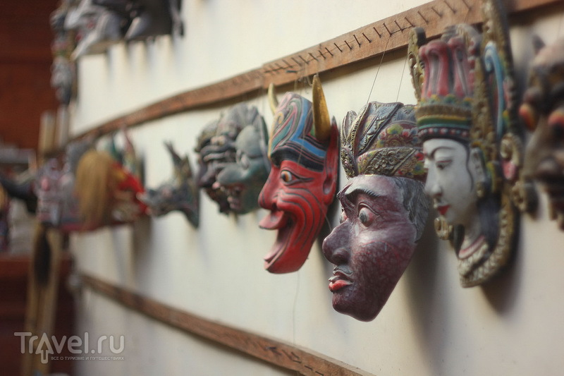 Индонезия. Месяц на Бали / Индонезия