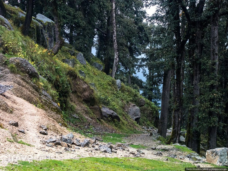 Неизвестные Гималаи. Дождь / Фото из Индии