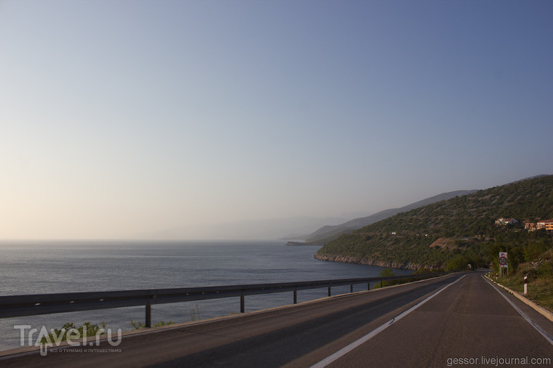Итоги поездки по Балканам на мотоцикле. 11 830 км, 35 дней и 22 страны / Албания