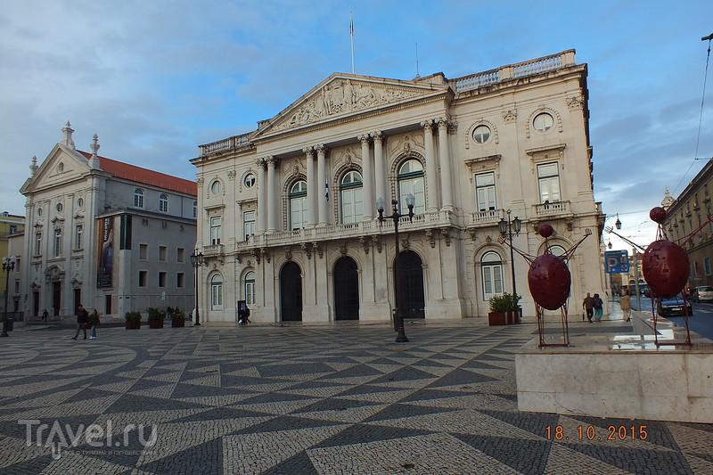 Португалия. Лиссабон. Дворец Ажуда / Португалия